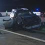 Wrong-way driver crashes into semi overnight in Huber Heights