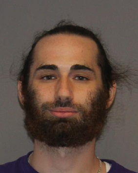 David Ferrell 26, of Pittsfield, Mass., was charged with Criminal Possession of a Controlled Substance in the 7th degree, Criminal Possession of Marijuana in the 2nd degree, and Criminal Possession of a Weapon in the 4th degree.