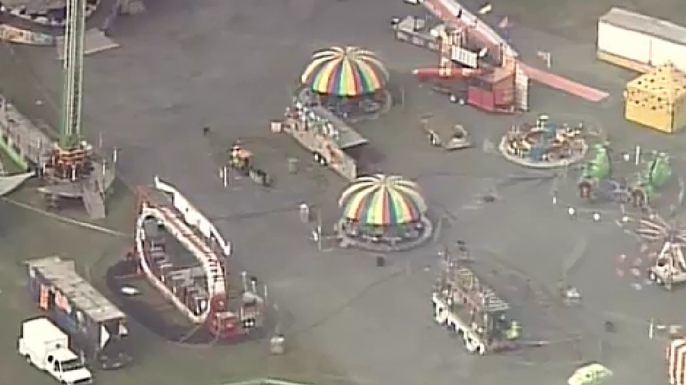 Woman seriously injured after falling from fair ride in for Frederick county fairgrounds christmas craft show