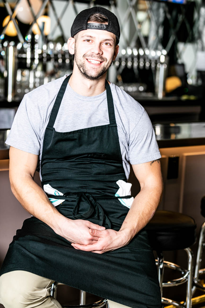 Kevin McDonald, executive chef / Image: Amy Elisabeth Spasoff // Published: 5.31.18