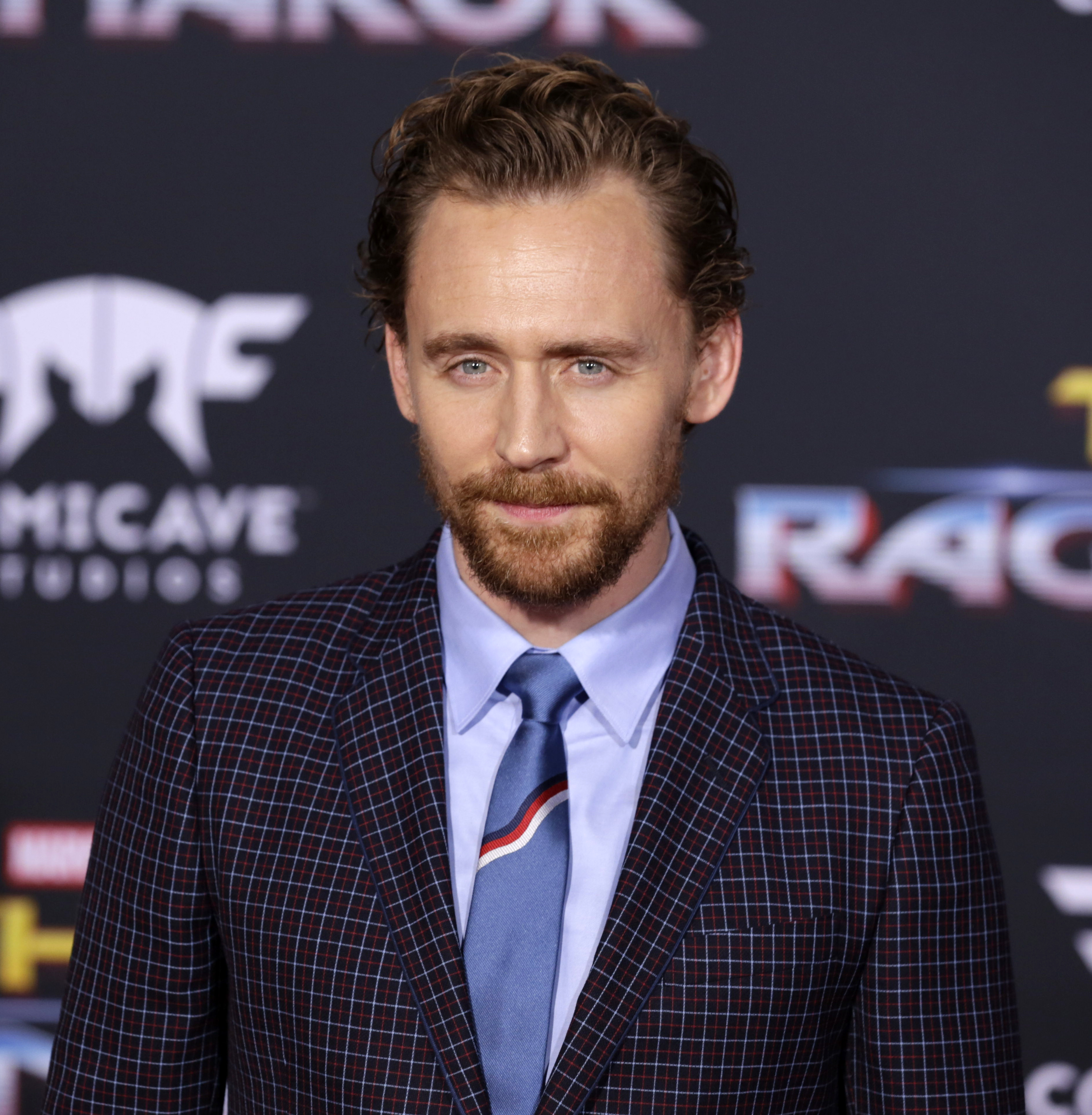 "Celebrities attend ""Thor: Ragnarok"" Film Premiere at El Capitan Theatre in Hollywood.  Featuring: Tom Hiddleston Where: Los Angeles, California, United States When: 11 Oct 2017 Credit: Brian To/WENN.com"
