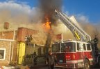 Fire destroys Fall River hardware store; Traffic being detoured
