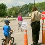 'Bike Rodeo' helps children brush up on bike safety