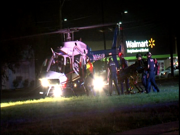Man run over by car in backyard of home on West Villaret Blvd. (Photo: SBG San Antonio)