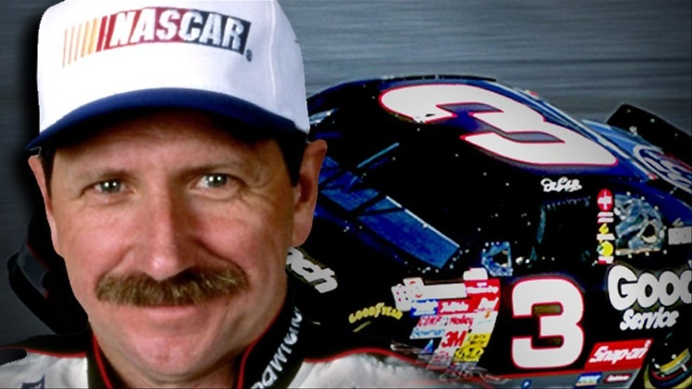 Dale Earnhardt's No. 3 returns to Talladega Superspeedway this weekend