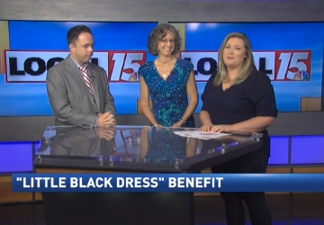 'Little Black Dress' event April 14