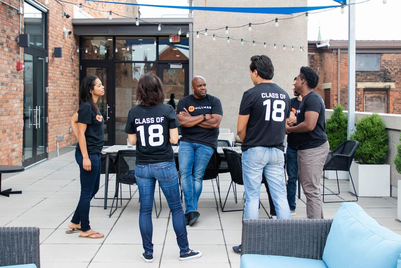 Hillman just welcomed its second cohort in August 2018. / Image courtesy of Hillman // Published: 8.29.18