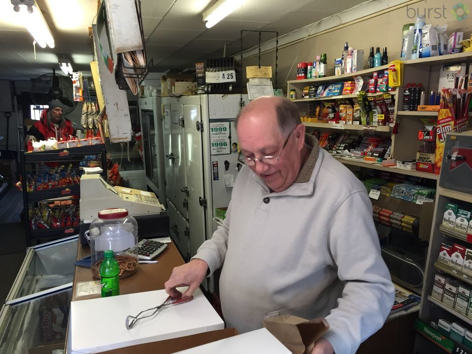 Jim Forester has worked at Bill's Party Store for 50 years.{&amp;nbsp;}<p></p>