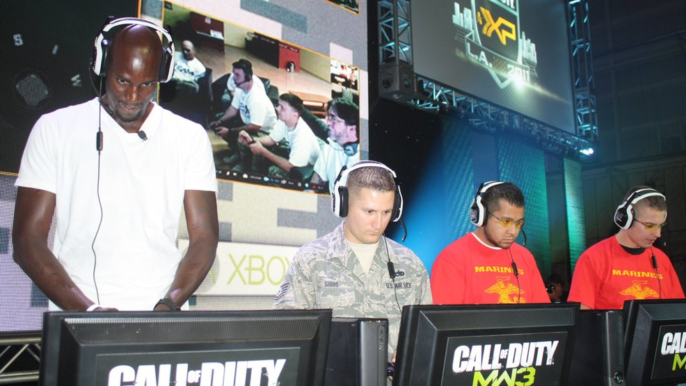 This non-profit is using video games to support our military across the globe