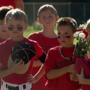 Fallen fire chief remembered on the baseball diamond