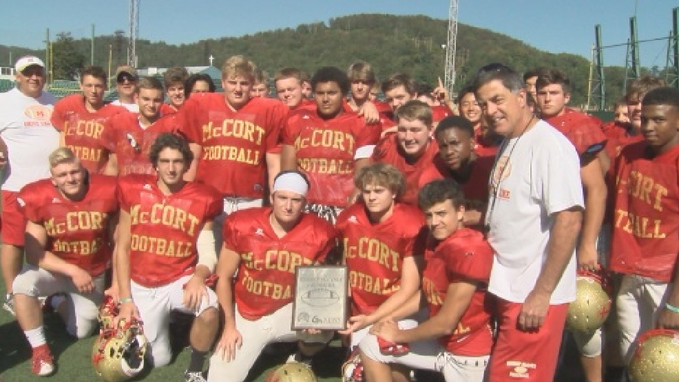 Team of the Week: Bishop McCort