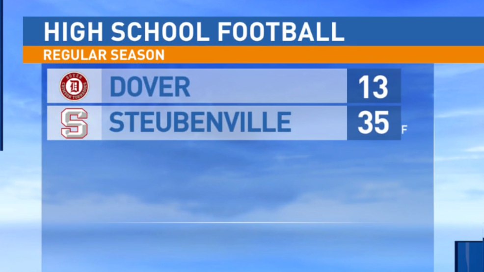 9.28.18 Highlights: Dover at Steubenville