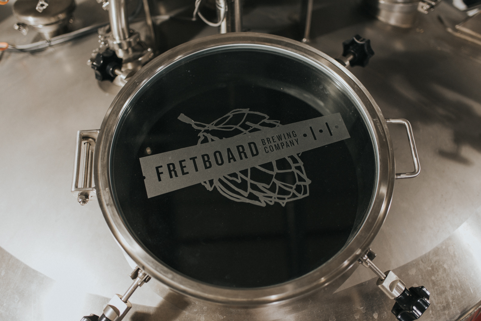 Fretboard Brewing Company is a Blue Ash brewery that features live music every Friday and Saturday night. On other days, it hosts trivia nights, yoga, music seminars, and other special events in addition to serving beer in its taproom. In-house BBQ joint, Smoked Out Cincy, provides a culinary companion to Fretboard's beer. Pool, corn hole, and giant Jenga are also included in the taproom. ADDRESS: 5800 Creek Road (45242) / Image: Brianna Long // Published: 4.13.18