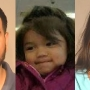 Parents accused of abducting two-year-old daughter