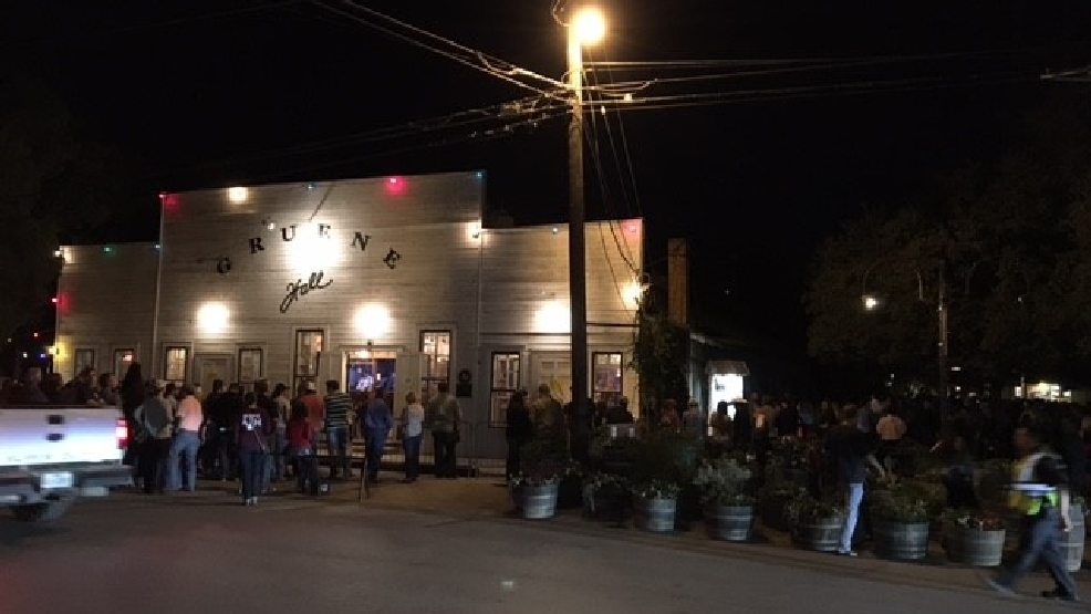 George Strait Performs At Gruene Hall Streams Concert