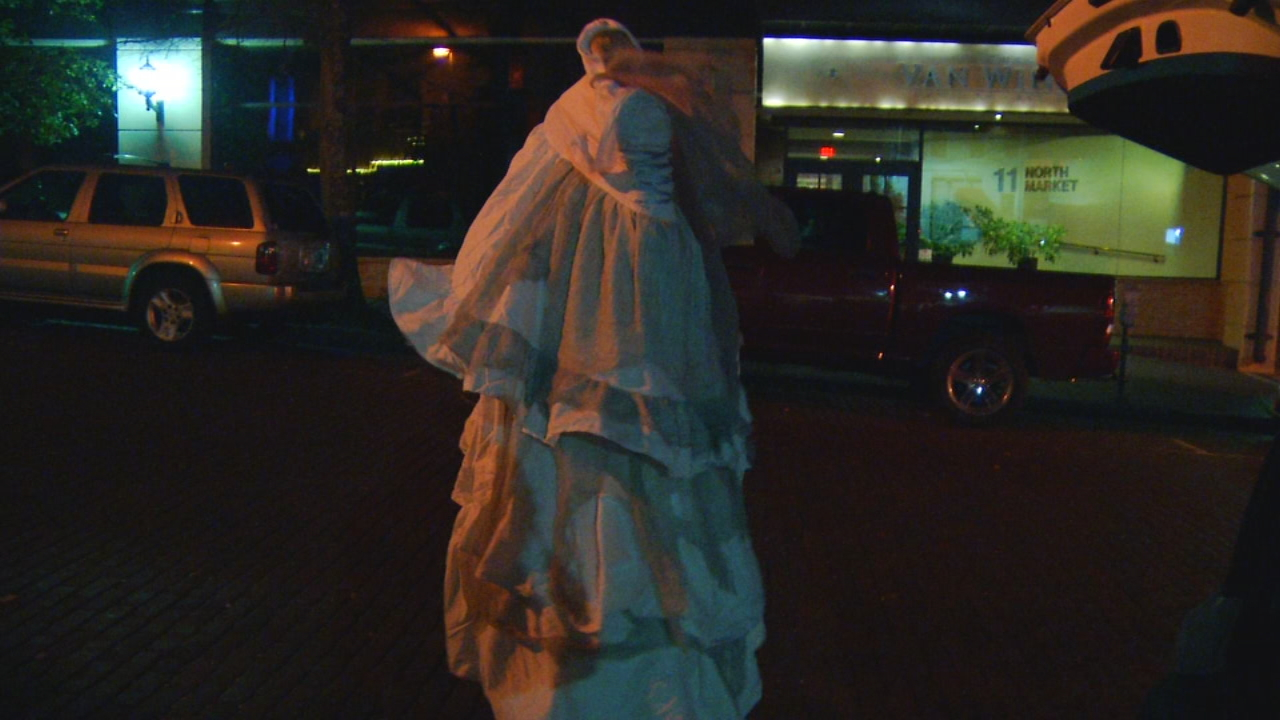 LaZoom Tours is also getting ready for a big Halloween bash. (Photo credit: WLOS staff)