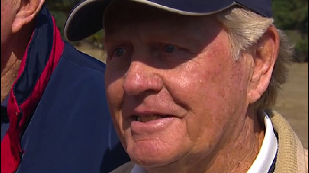 Jack Nicklaus: Golf great shows 'nice guys can come first' in